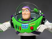 私はスペースレンジャー、バズ・ライトイヤー!